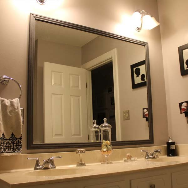 Maverick glass glass repair auto residential - Replacement bathroom mirror glass ...